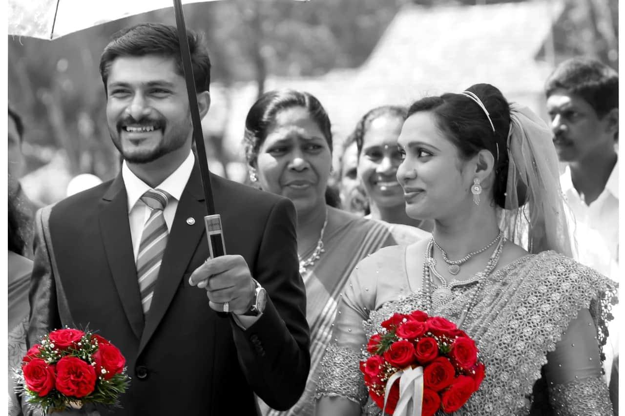 Cecil & Kavitha Wedding