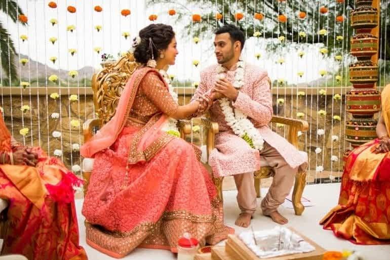 Wedding- Vijay and Meenu