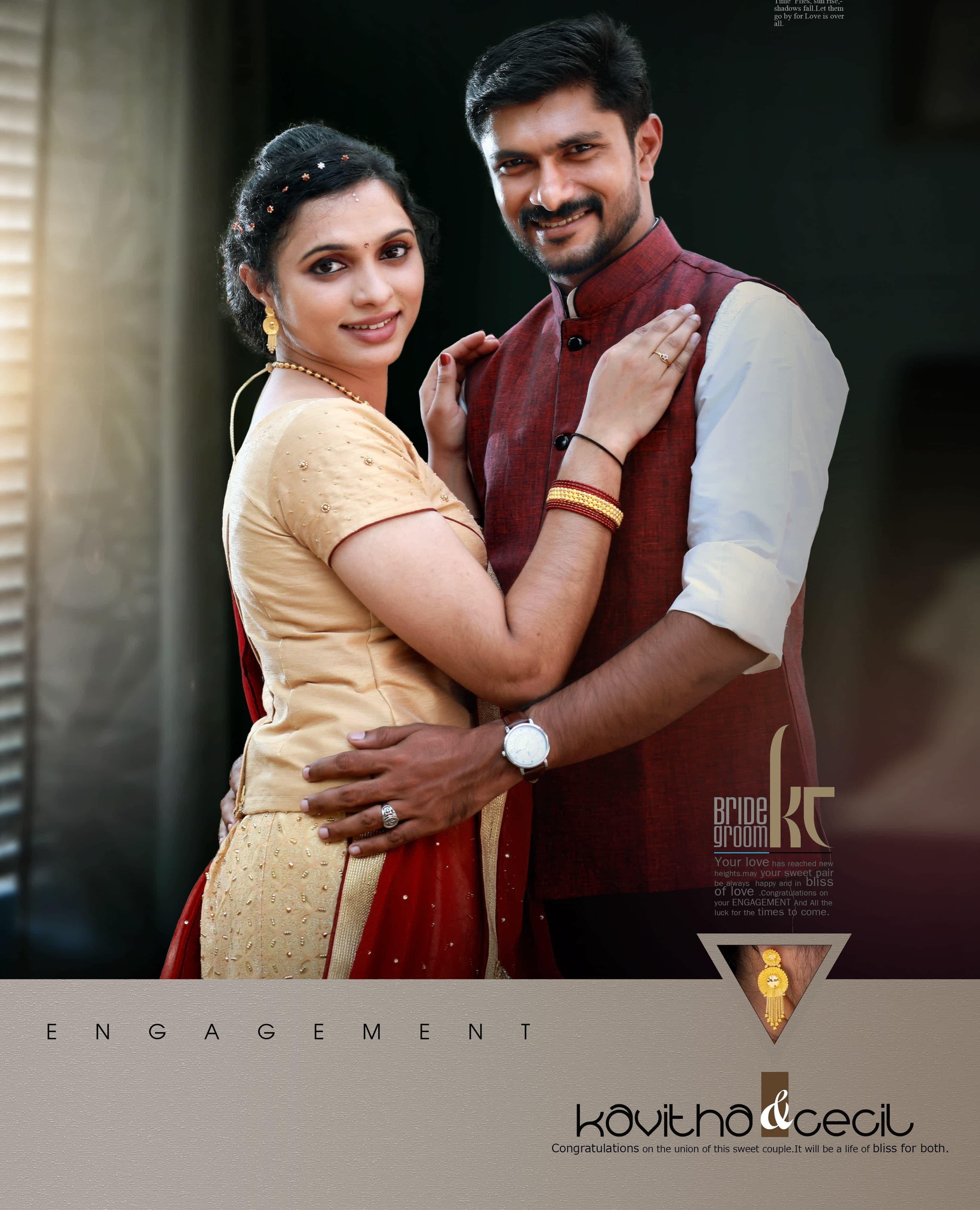 Cecil & Kavitha